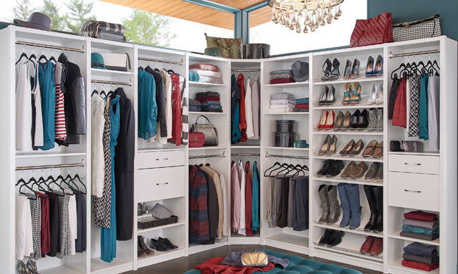 Delightful Follow These Tips, Tricks And Rules Of Thumb From ClosetMaid To Create A  Closet System That Is Right For You And Your Unique Space. Designing The  Perfect ...